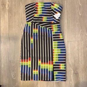 Kate Spade Strapless Dress